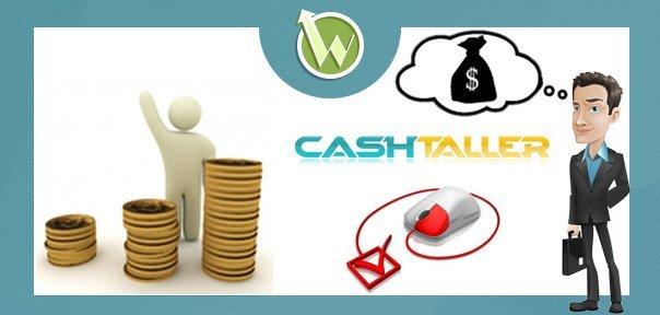 Заработок на Cashtaller