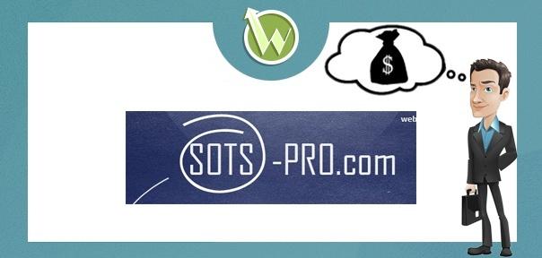 Заработок на SOTS-PRO