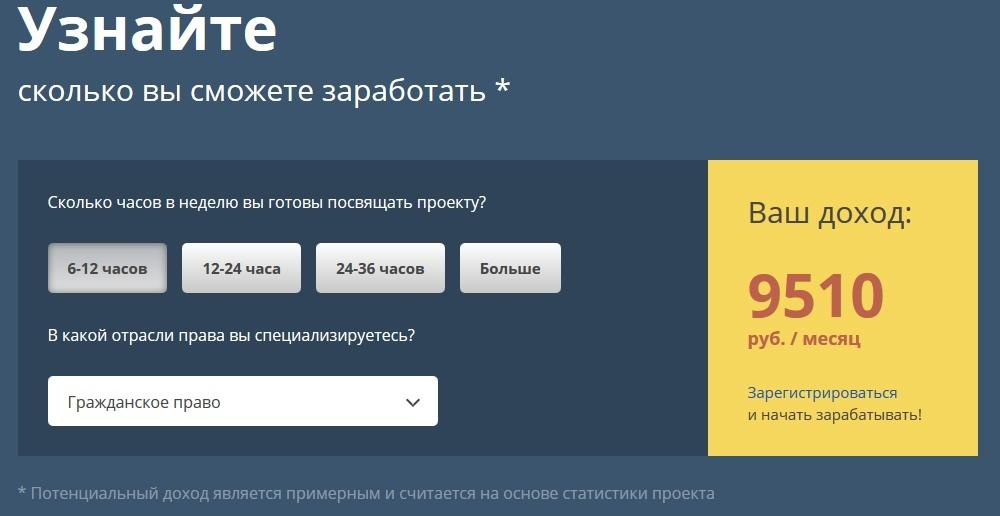 Изображение - Работа в интернете для юристов Pravoved